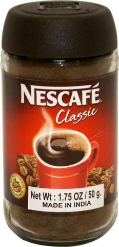 Nescafe Classic Coffee 1.754 OZ (50 Grams)