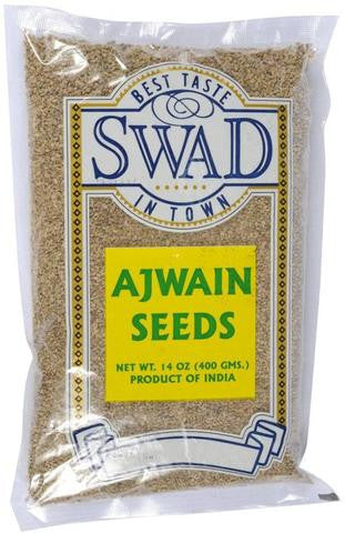 Swad Ajwain Seeds 14 OZ (400 Grams)