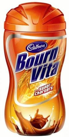 Cadbury Bourn Vita with Super Chargers 500 Grams