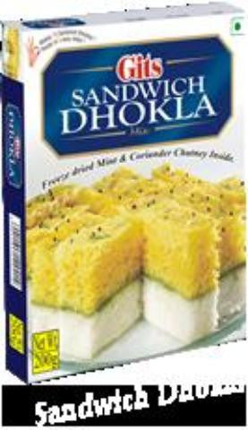 Gits Sandwhich Dhokla