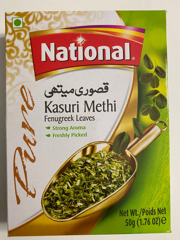 National Qasuri (Kasuri) Methi 1.76 OZ (50 Grams)
