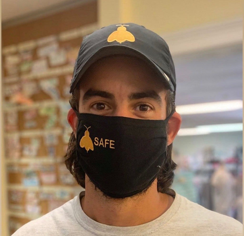 """Bee Safe"" Face mask"