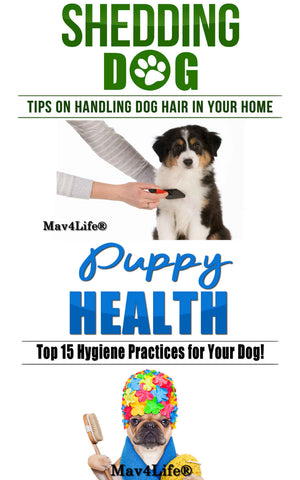 Shedding Dog? & Puppy Health!