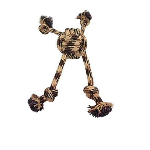 Rope tug toys for dogs