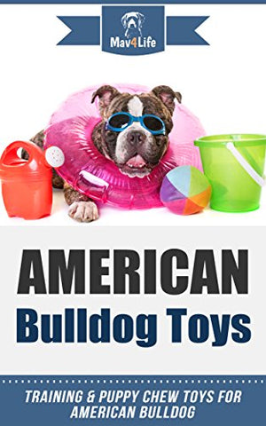 American Bulldog Toys: Training & Puppy Chew Toys for your American Bulldog