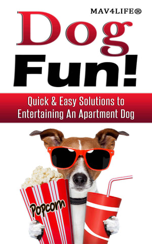 Dog Fun!: Quick & Easy Solutions to Entertaining An Apartment Dog