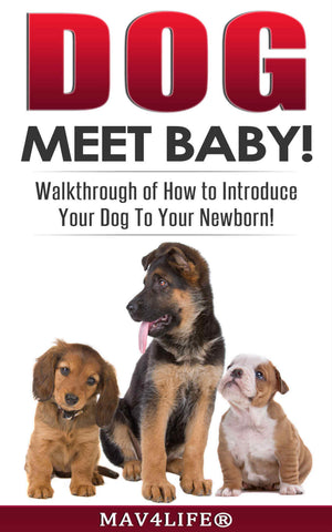 Dog Meet Baby!: Walkthrough of How to Introduce Your Dog To Your Newborn!