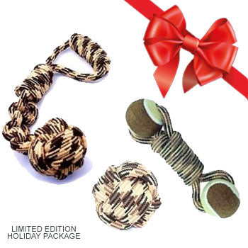 Holiday Package: Puppy Play Kit
