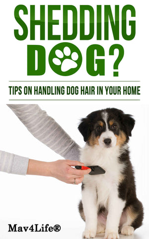 Shedding Dog?: Tips On Handling Dog Hair In Your Home