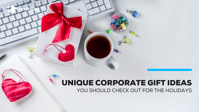 Unique Corporate Gift Ideas You Should Check Out for the Holidays
