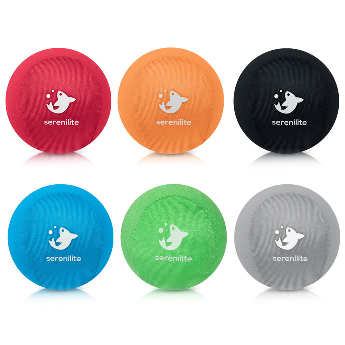 Serenilite Hand Therapy Stress Ball Bundles - 6 Pack