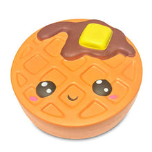 Serenilite Slow Rising Scented Squishy Toy - Waffle (1 Piece)
