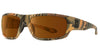 Polarized Poly-Carbonate / Camo / Amber Lens