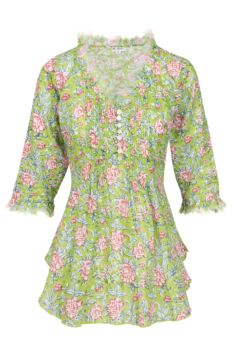 Sophie Cotton shirt 2019- 118