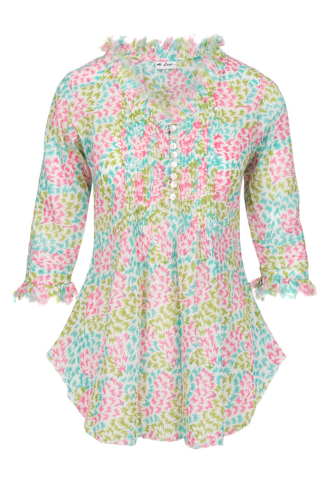 Sophie Cotton shirt - Multi