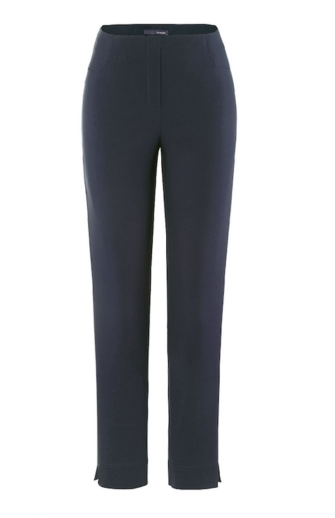 'Stehmann' Stretchy Trouser- Navy