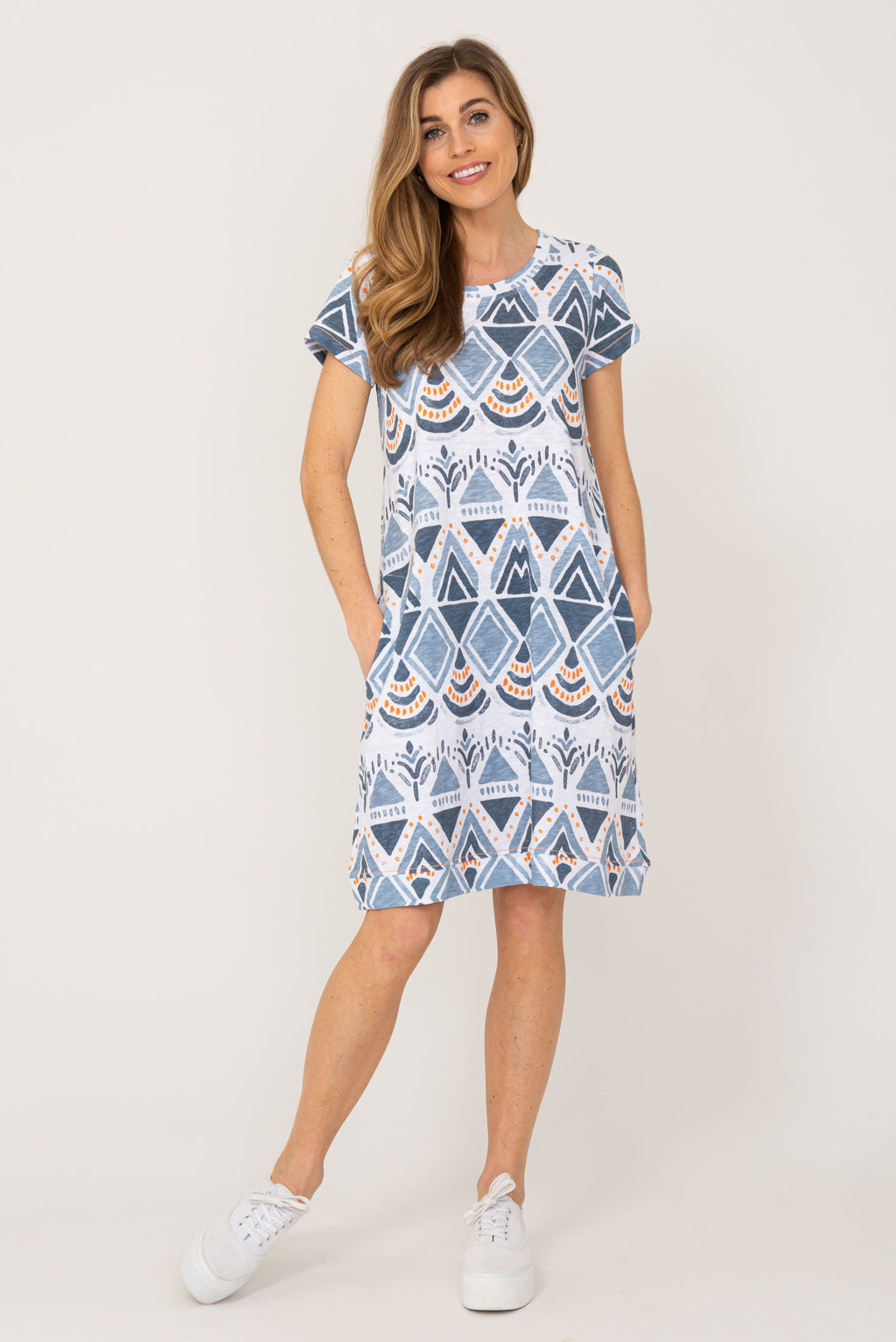 T- Shirt Dress by 'Foil' in Morocco