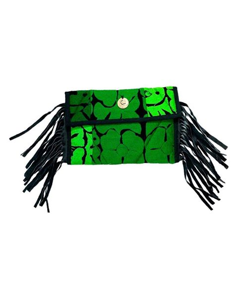 Jalapa Purse with Fringe