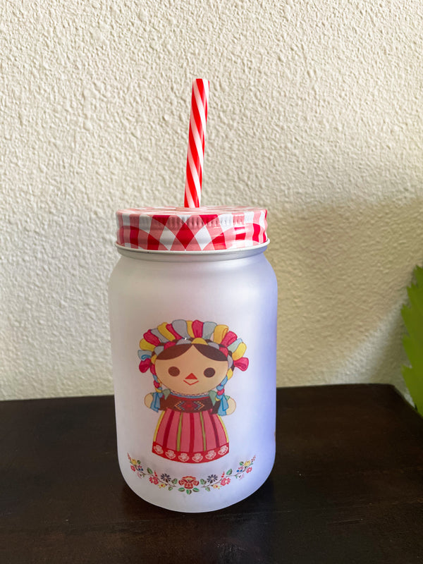 Muñequita  bottle