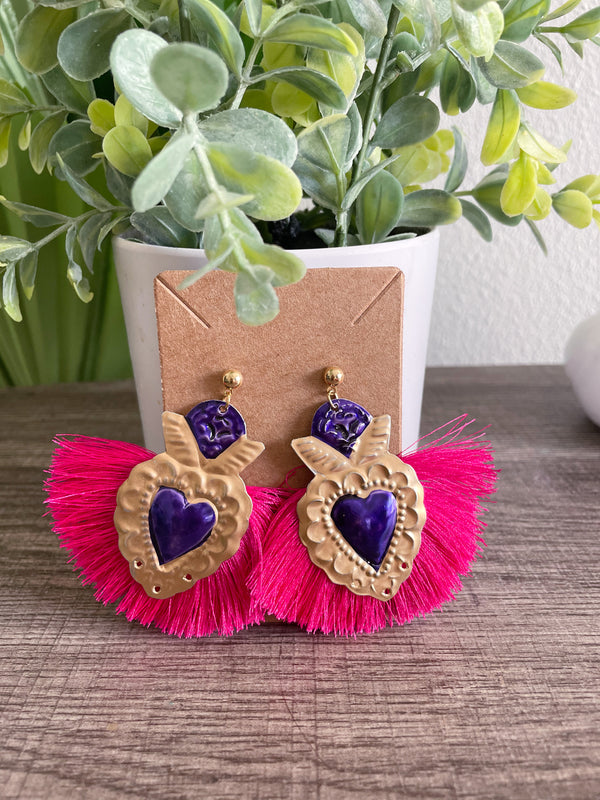 Milagros Earrings