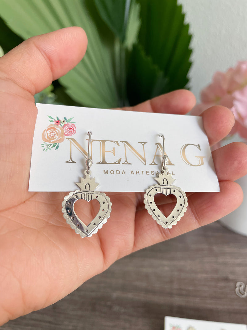 Sagrado  earrings