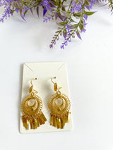 Tehuana earrings