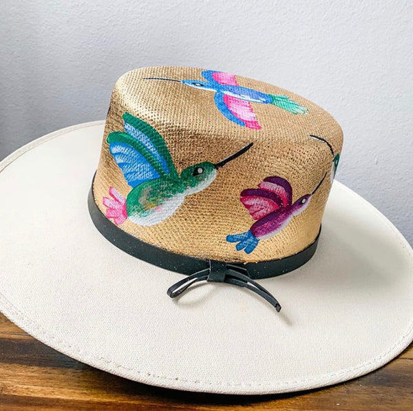 Hummingbird Hat