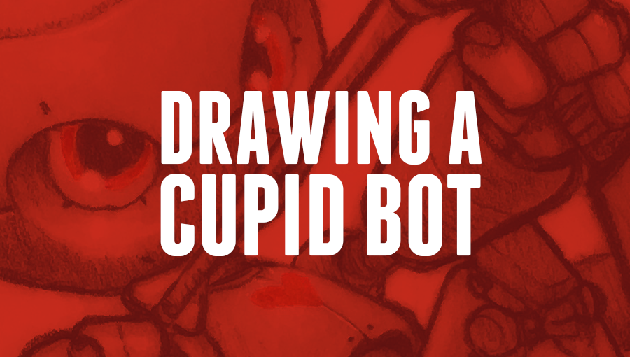Drawing A Cupid Bot