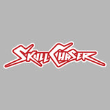 Sticker Set 001 - Skull Chaser