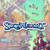 SkyHeart Art Drop