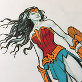 Wonder Woman - Original Art
