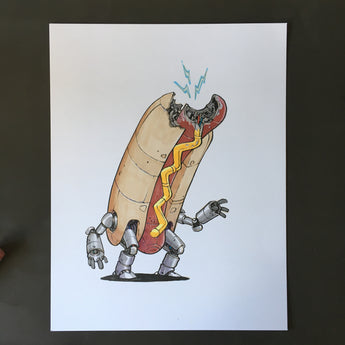 HOT-DOG-BOT
