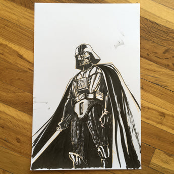 Darth Vader - Original Art
