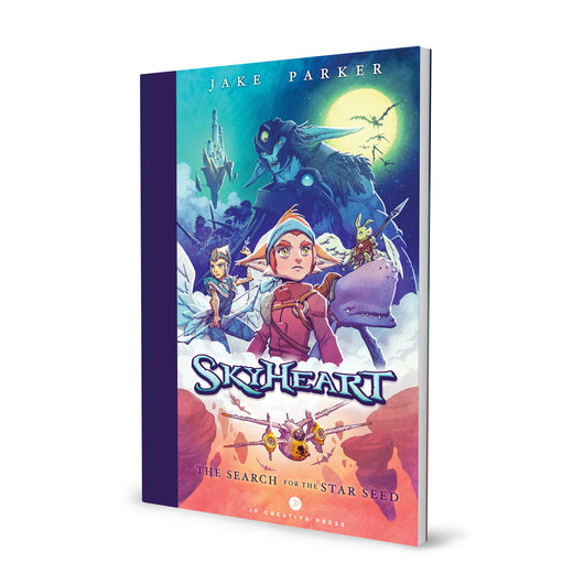 (Pre-Order) SkyHeart Book I: The Search for the Star Seed