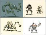 DRAWINGS ROBOT EDITION