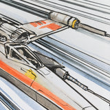 X-Wing - Original Art