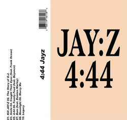 4:44 - Jayz - The Cassette Corner - Music for inmates