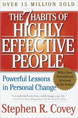 7 Habits of highly effective people (Book) - Stephen Covey - The Cassette Corner - Music for inmates