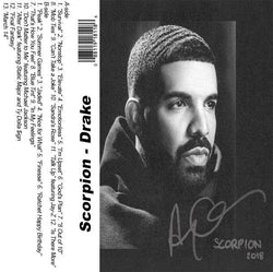 Drake - Scorpion - The Cassette Corner - Music for inmates