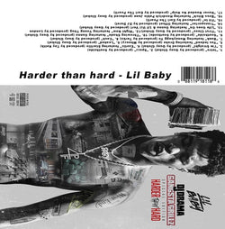 Lil Baby - Harder Than Hard - The Cassette Corner - Music for inmates