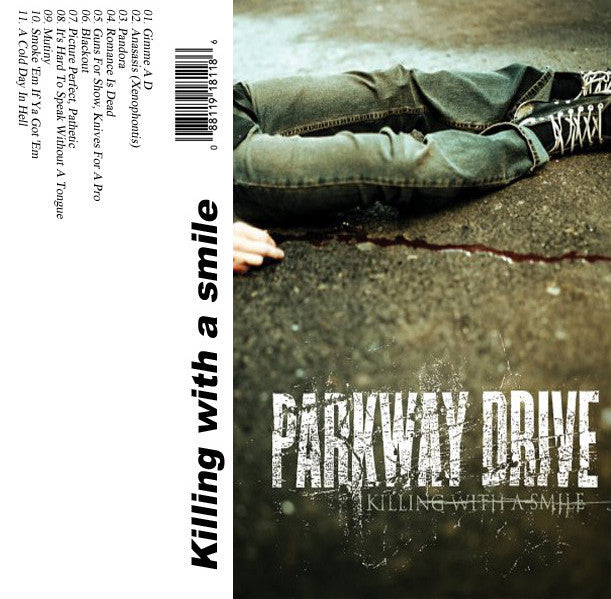 Killing Me with a Smile - Parkway Drive