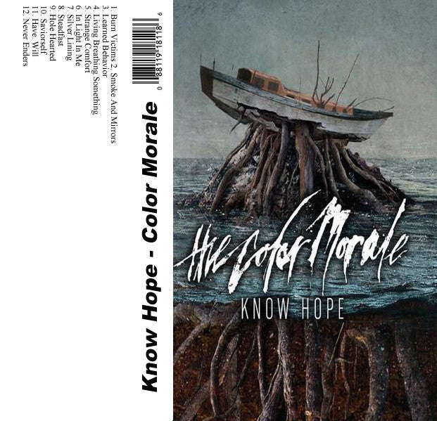 Know Hope Color Morale Its All Love Cassettes Necessities