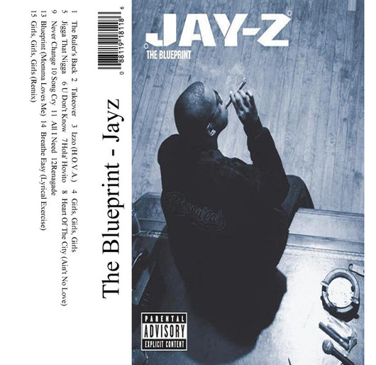 The blueprint jayz inmate jukebox the blueprint jayz the cassette corner music for inmates malvernweather