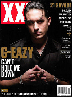 XXL Magazine - G eazy - The Cassette Corner - Music for inmates