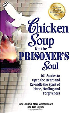 Chicken Soup for the Prisoners Soul (book) - The Cassette Corner - Music for inmates
