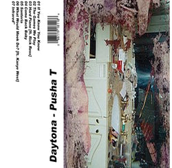 Pusha-T - Daytona - The Cassette Corner - Music for inmates