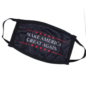 Make America Great Again Black Mask