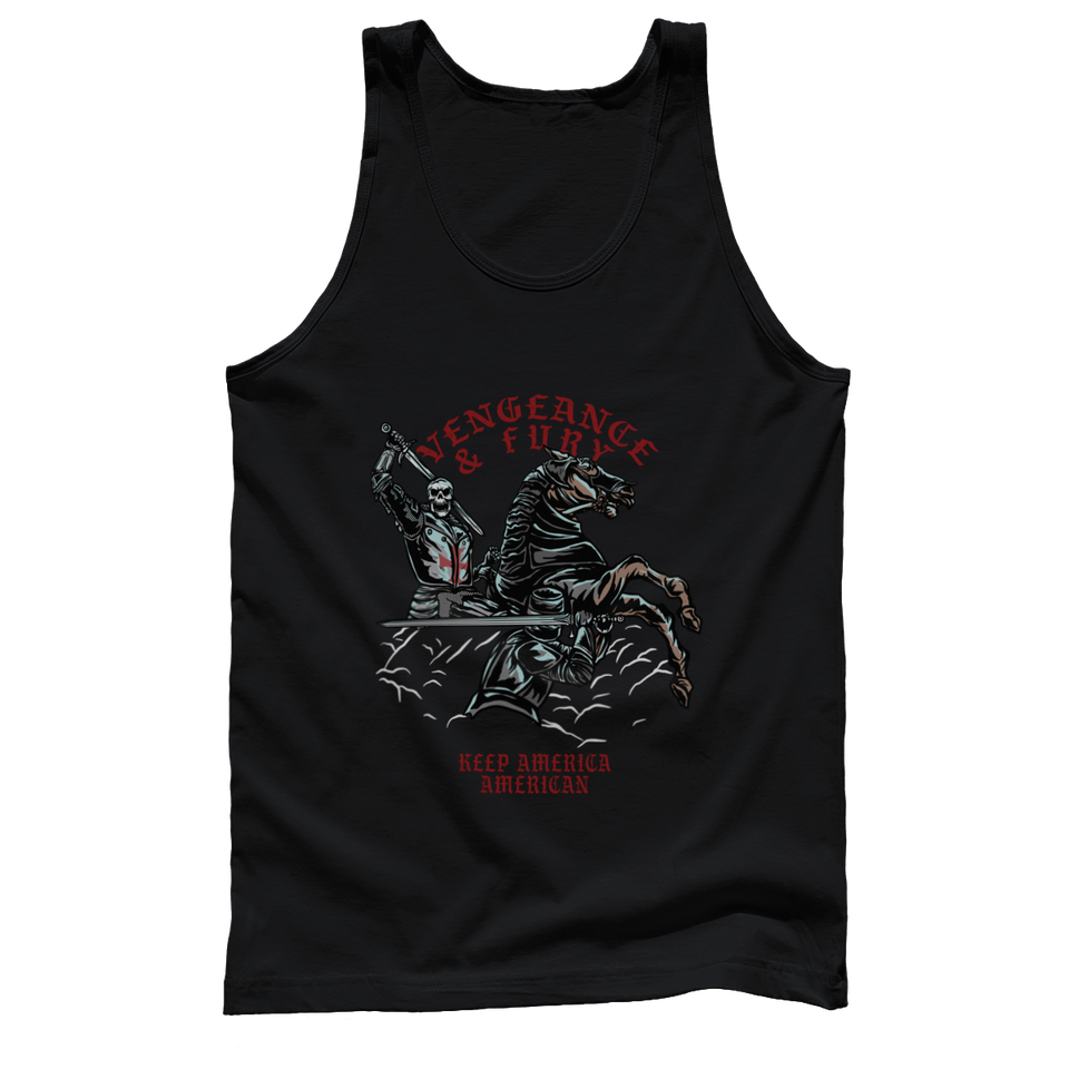 Vengeance & Fury (Tank Top)