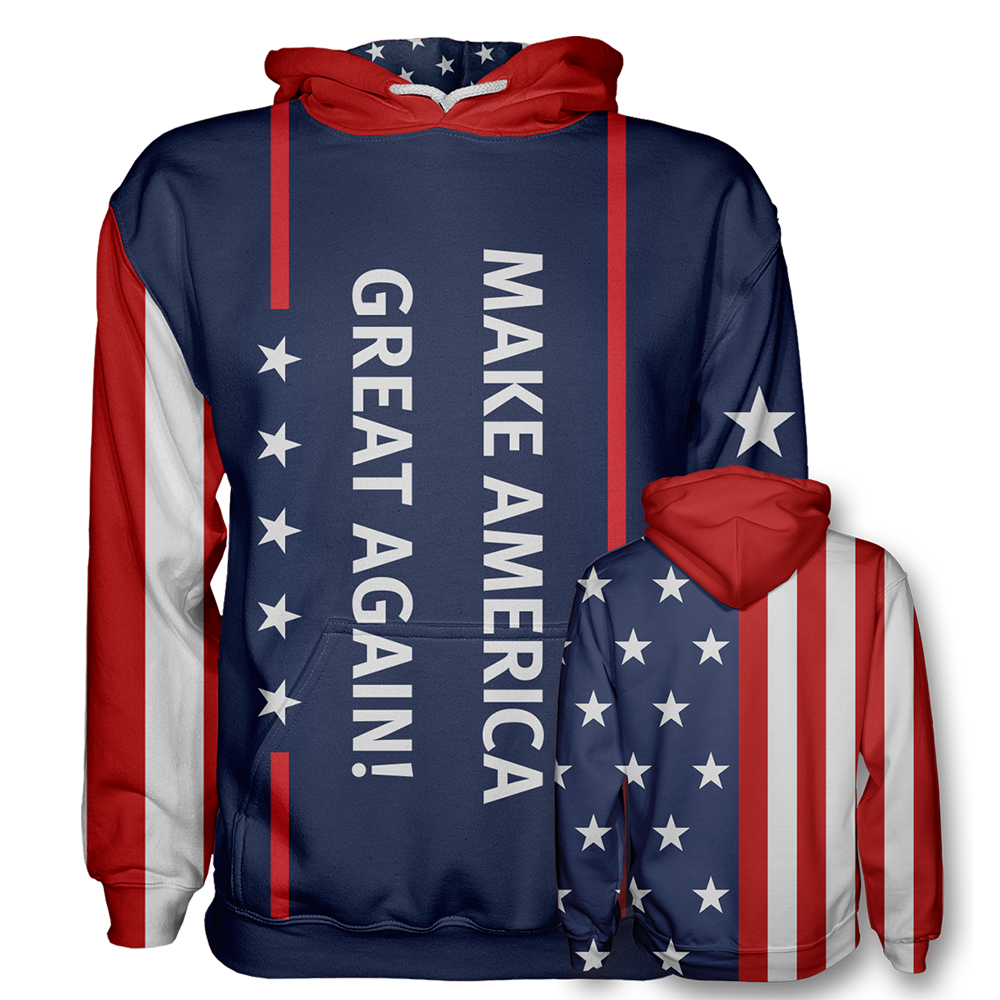 Make America Great Again Hoodie
