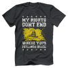 My Rights Don't End - Keep America American